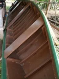 Barco d3 madeira 5 metros