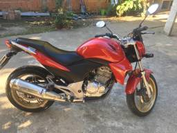CB300R flex vermelha 2015 - 2015