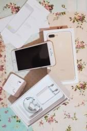 Iphone 7 Plus, Gold, 128gb, Novo Original