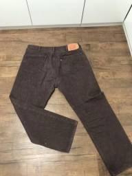 83778da9c81a2d Calça jeans Levis 501 masculino, usado