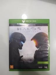 Jogos Xbox One - Halo 5 / Lego Star Wars comprar usado  Cascavel