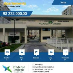 Apartamento em Jardim Limoeiro, 2 quartos