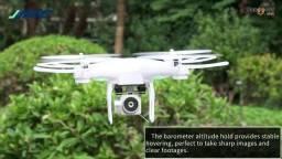 """Drone jjrc h68 + Kit extra """"leia a descrição"""""""