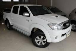 Toyota Hilux srv 3.0 d4 4x4 aut - 2010