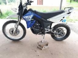 Moto Trilha Crz - 2012