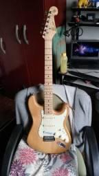 Guitarra SX Stratocaster - Captador Fender e Gehring Custom