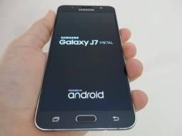 Samsung J7 Metal Troco em Iphone