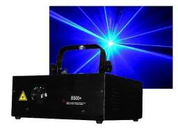 Laser azul iluminaçao festas e eventos