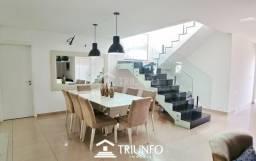 Casa Duplex 287m²| 4 Suítes Sendo 1 Master e 1 Reversível| 6 Vagas De Garagem