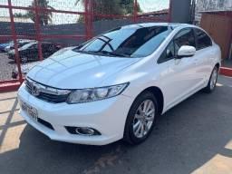 Civic lxl automático - 2012