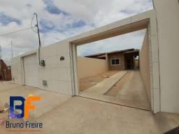 Casas baratas em paracuru 2 quartos financiada