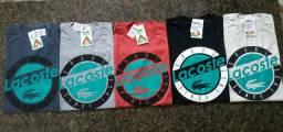Camisas 25,00 P M G GG