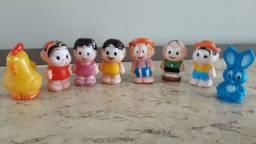 Bolinhas surpresa para festa infantil
