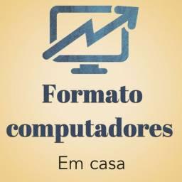 Formato computadores e notes