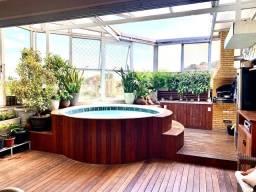 Excelente cobertura para venda com 5 quartos em Santa Lúcia - Vitória - ES