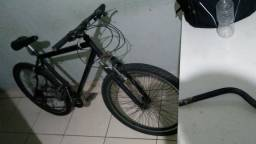 Bicicleta aro 26 troco por celular