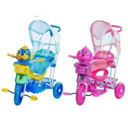 Triciclo 3 em 1 Azul