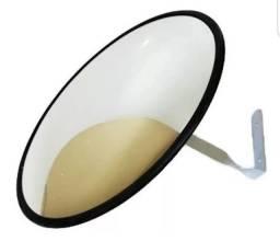 Espelho redondo para garagem - 60 cm