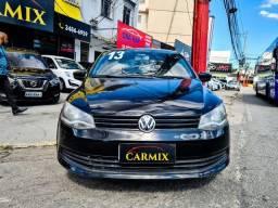 Volkswagen Voyage 1.6 2013 + GNV!!!! Rafael CarMix!!!!
