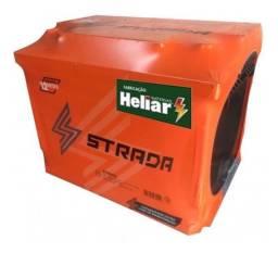 Bateria Strada 60ah 12 meses garantia