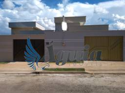 Casa de 3 quartos sendo 1 suíte, no Residencial Costa Paranhos - Goiânia - GO!