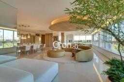 Apartamento com 5 dormitórios à venda, 362 m² por R$ 4.032.000,00 - Setor Marista - Goiâni
