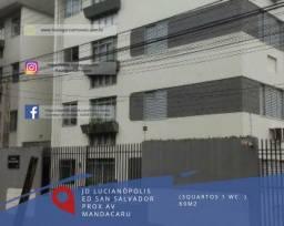 8344 | Apartamento à venda com 3 quartos em MARINGA