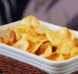 Revenda batata chips no seu estabelecimento!