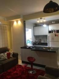 Apartamento com 1 dormitório à venda, 70 m² por R$ 280.000 - Claudete - Cascavel/PR