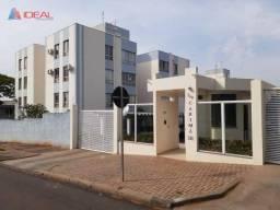 Apartamento com 3 dormitórios à venda, 70 m² por R$ 175.000 - Chácara Paulista - Maringá/P