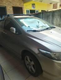 Honda City 2011 DX 1.5 completo aceito troca Fit ou fox