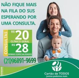 Consultas apenas 28 reais!!!
