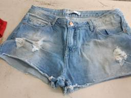 Vários short jeans