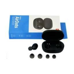 Fones de Ouvido Redmi Airdots Bluetooth 5.0 Sem Fio Tws Auricular Bateria Durável