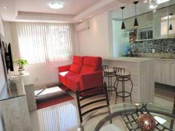 Apartamento com 2 dormitórios à venda, 52 m² por R$ 298.000 - Jardim Carvalho - Porto Aleg