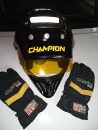 Luva Champion