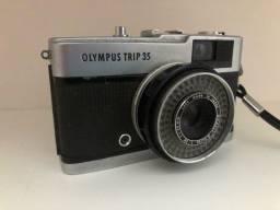 Câmera OLYPUS TRIP 35 Reliquia item de colecionador