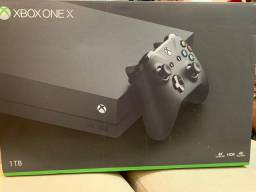 Xbox One X 4k nativo - Semi novo