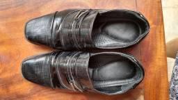 Sapato social preto n°36
