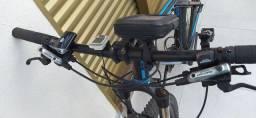 Bike quadro GT, toda deore shimano