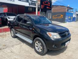 Toyota Hilux cd 4x4 diesel 2008 manual!extra