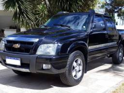 CHEVROLET S10<br>2.8 EXECUTIVE 4X4 CD 12V TURBO ELECTRONIC INTERCOOLER DIESEL 4P MANUAL
