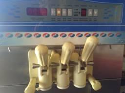 Máquina de sorvete expresso Fortfrio