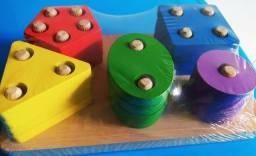 Brinquedos educativo pedagógicos