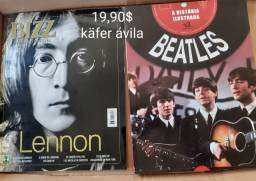 Magazines Abril, Beatles e Lennon