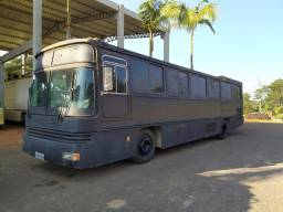 Ônibus Mercedez motor 1924