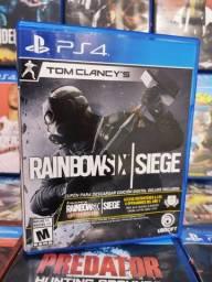 Rainbow Six Seige PS4