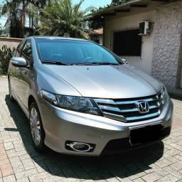 Honda City EX 1.5 Flex Aut. - IMPECÁVEL!!!