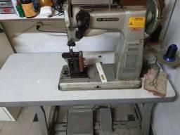 Maquina de coluna selaria laçadeira grande