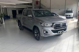 Toyota Hilux Srx - Único Dono